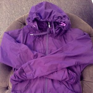 Lululemon Lolopower Purple Community Jacket